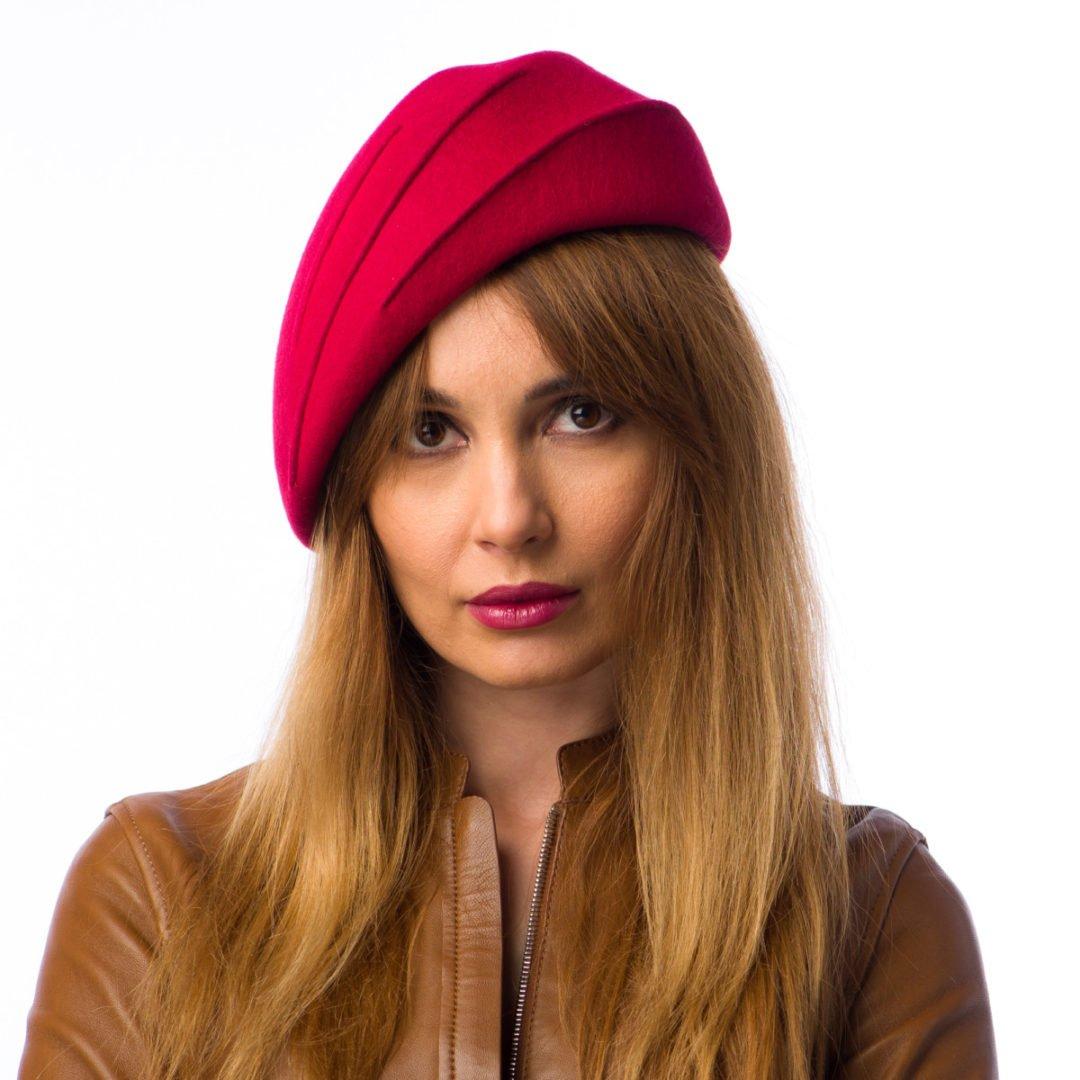 Basca Lorena rosso india
