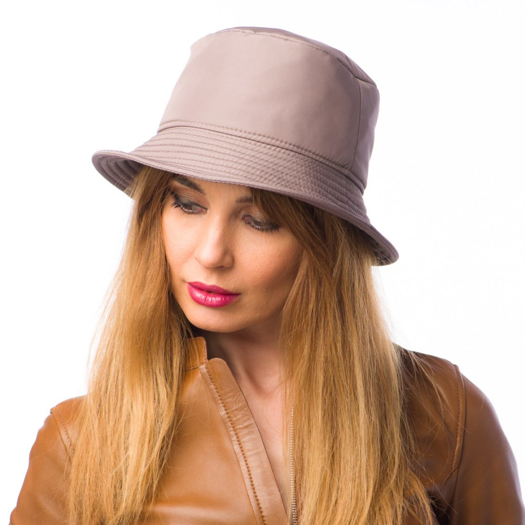 Bucket taupe
