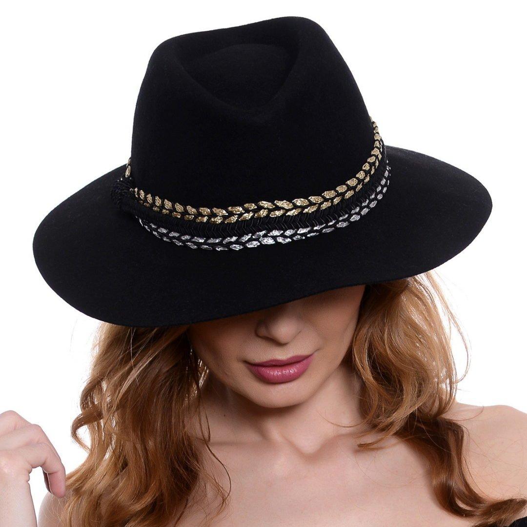 Pălărie Centuro negru