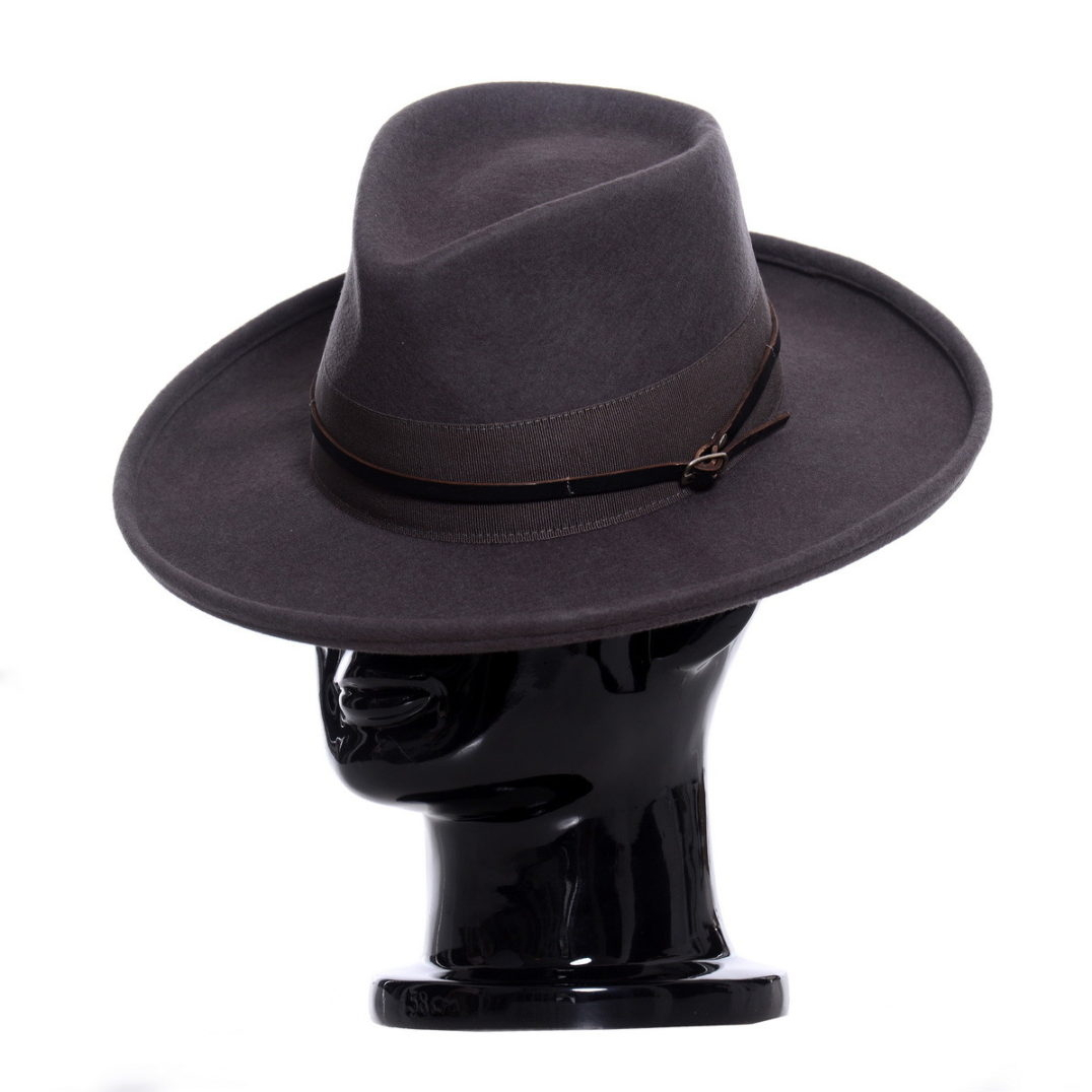 Pălărie Nick gri