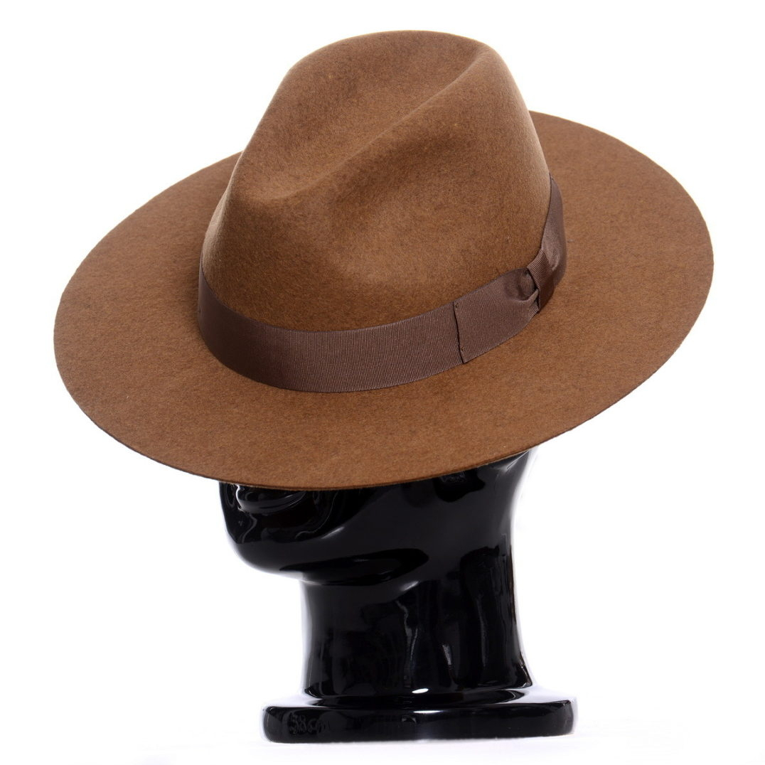 Pălărie Athos - mustar