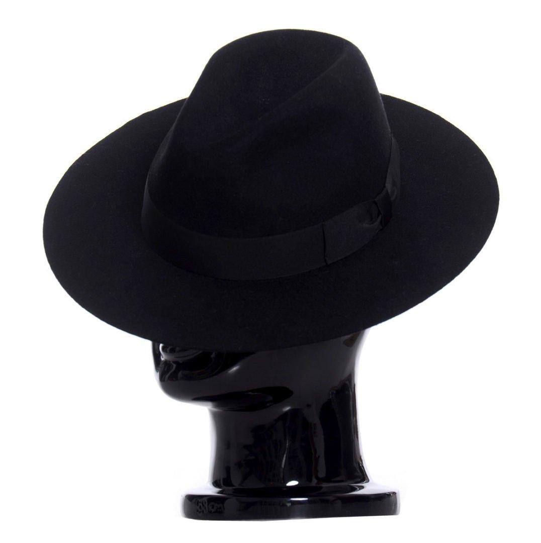 Pălărie Athos - negru