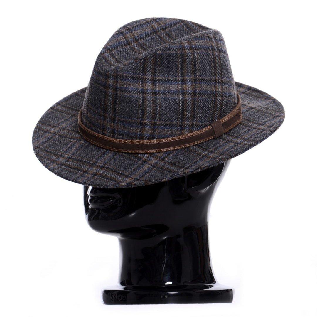 Pălărie Alan gri