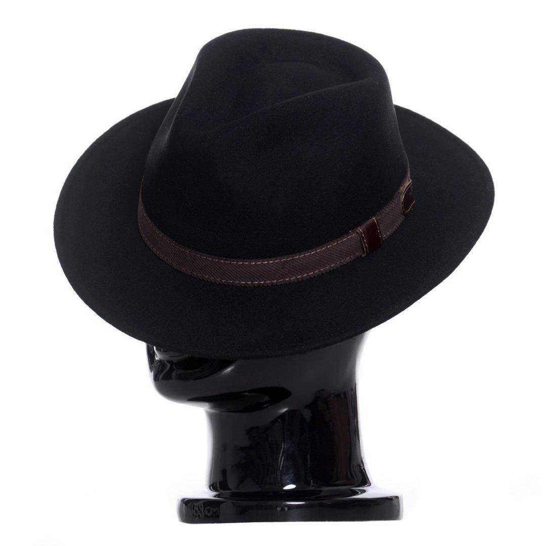 Pălărie Adami negru