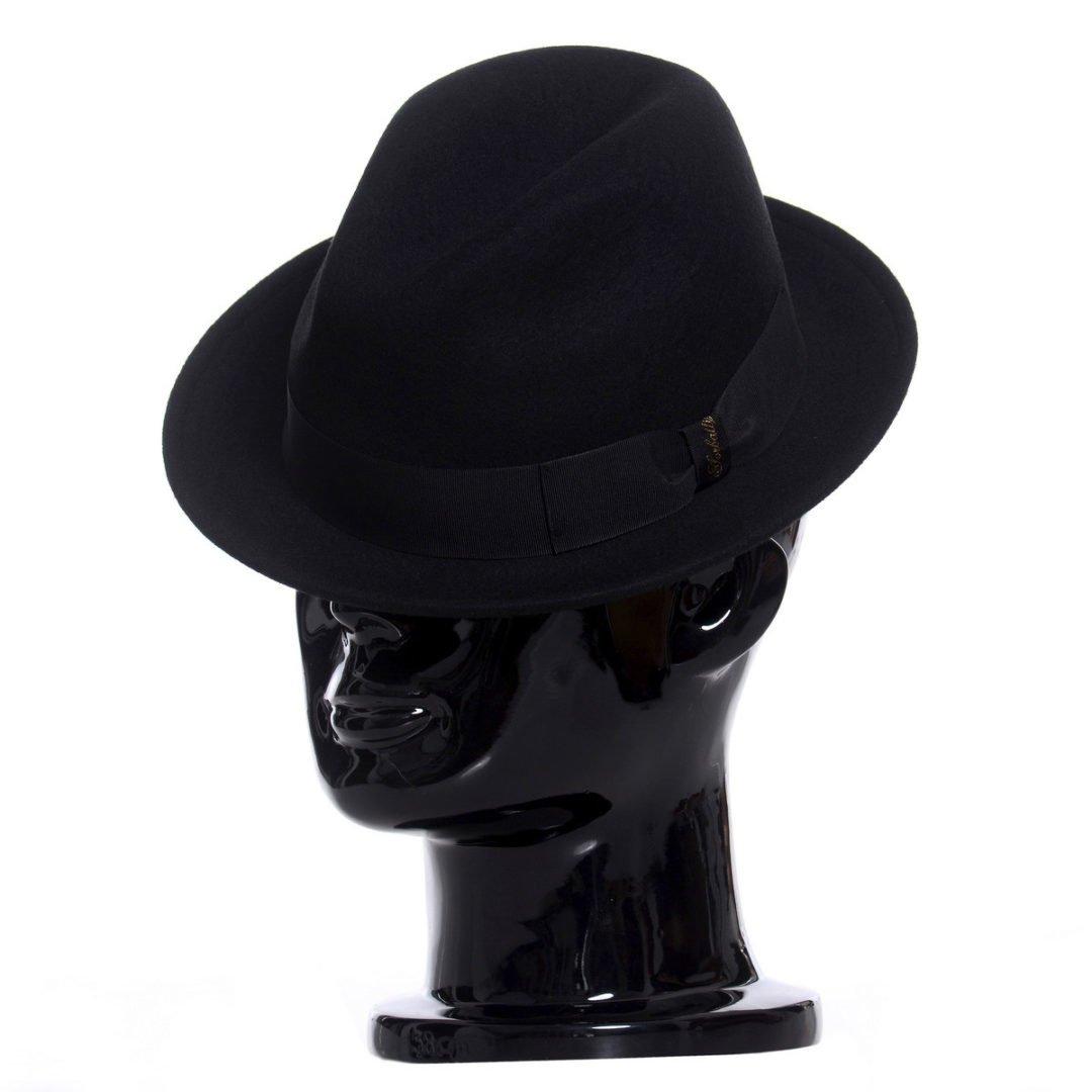 Pălărie Mike nero