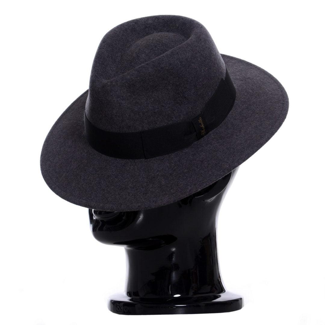 Pălărie Merlin grigio melange