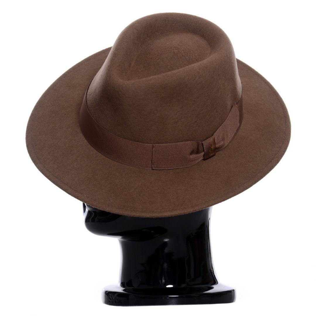 Pălărie Merlin camelo