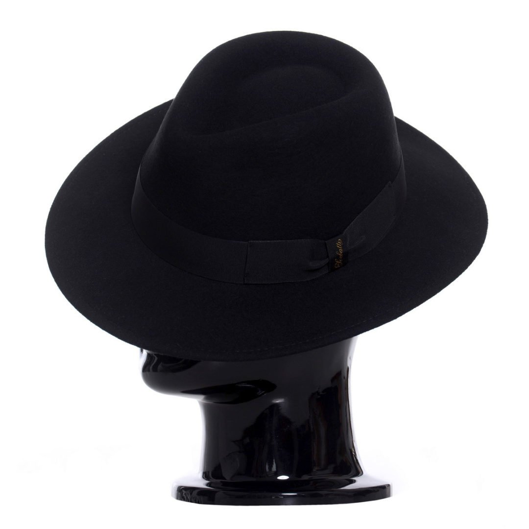 Pălărie Merlin-negru