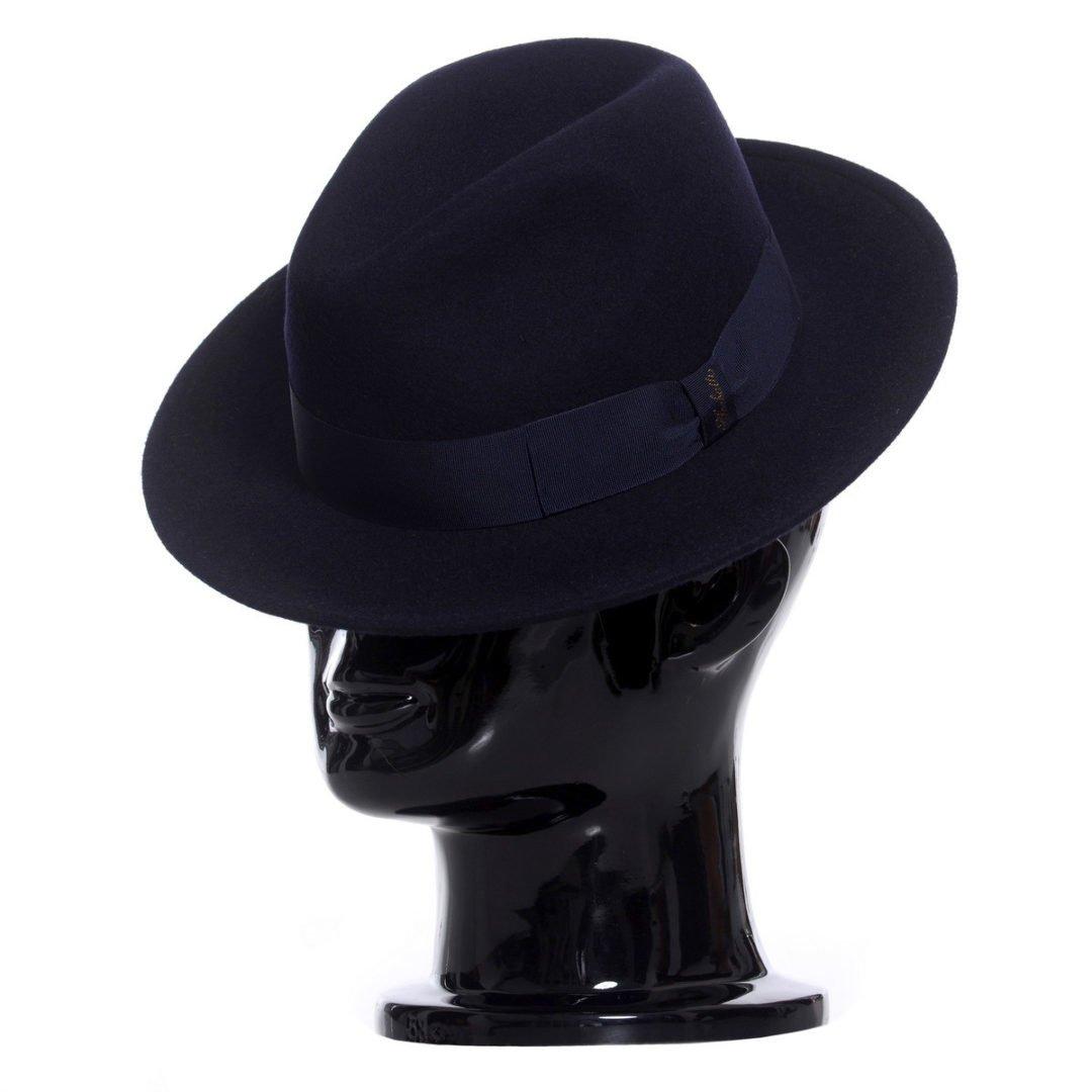 Pălărie AlCapone Blu