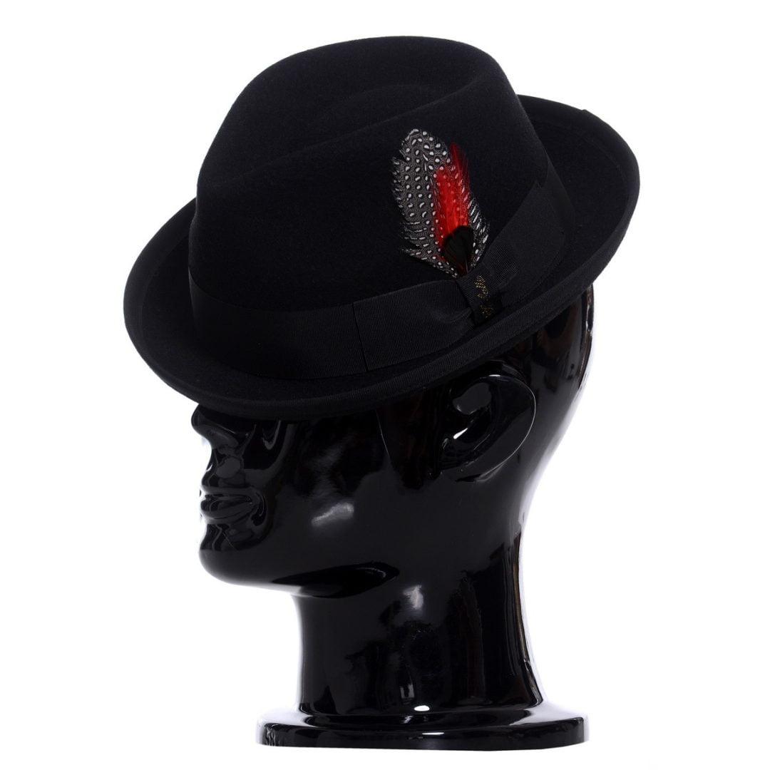 Pălărie Oran-negru