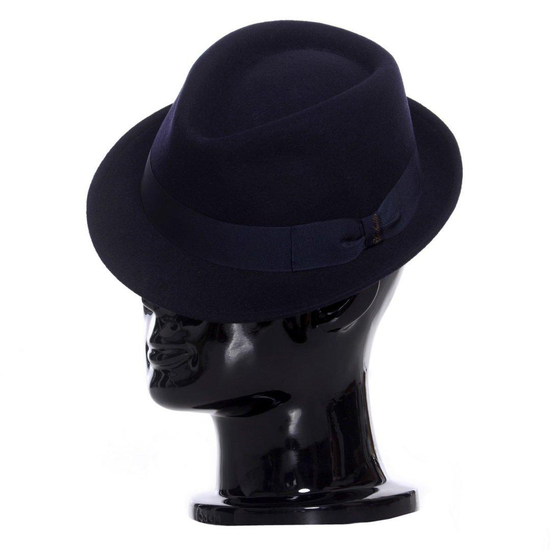 Pălărie Santy blu