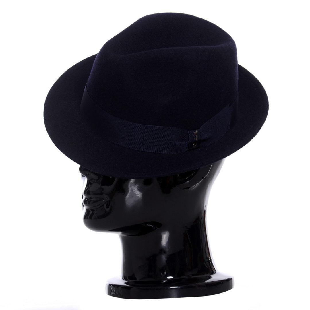 Pălărie Bob-negru