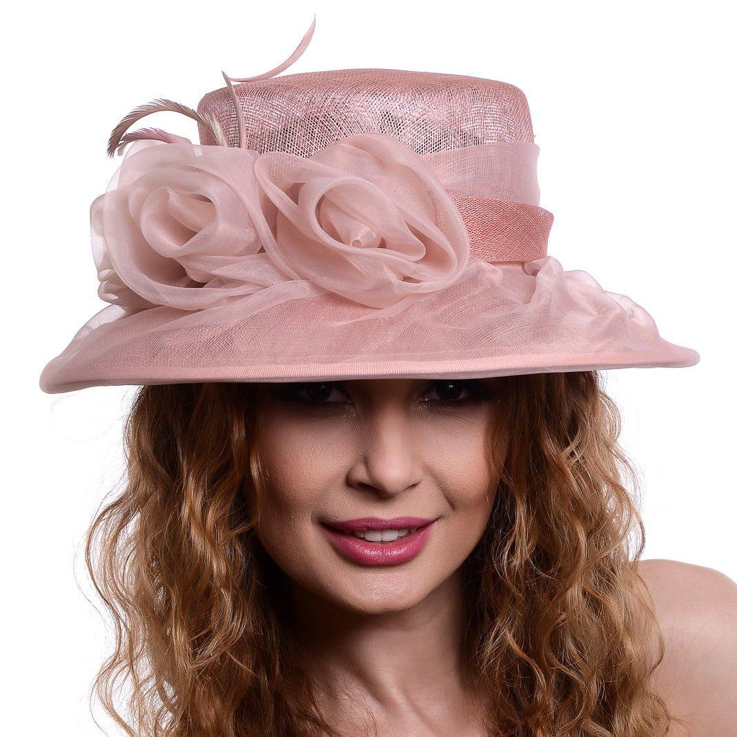 Palarie Roses, roz