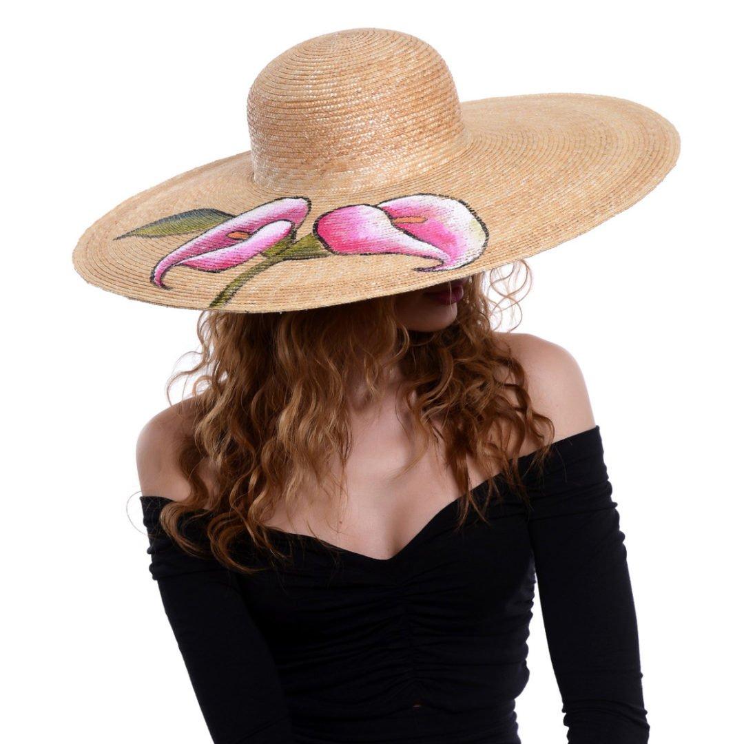 Pălărie Lilly grande