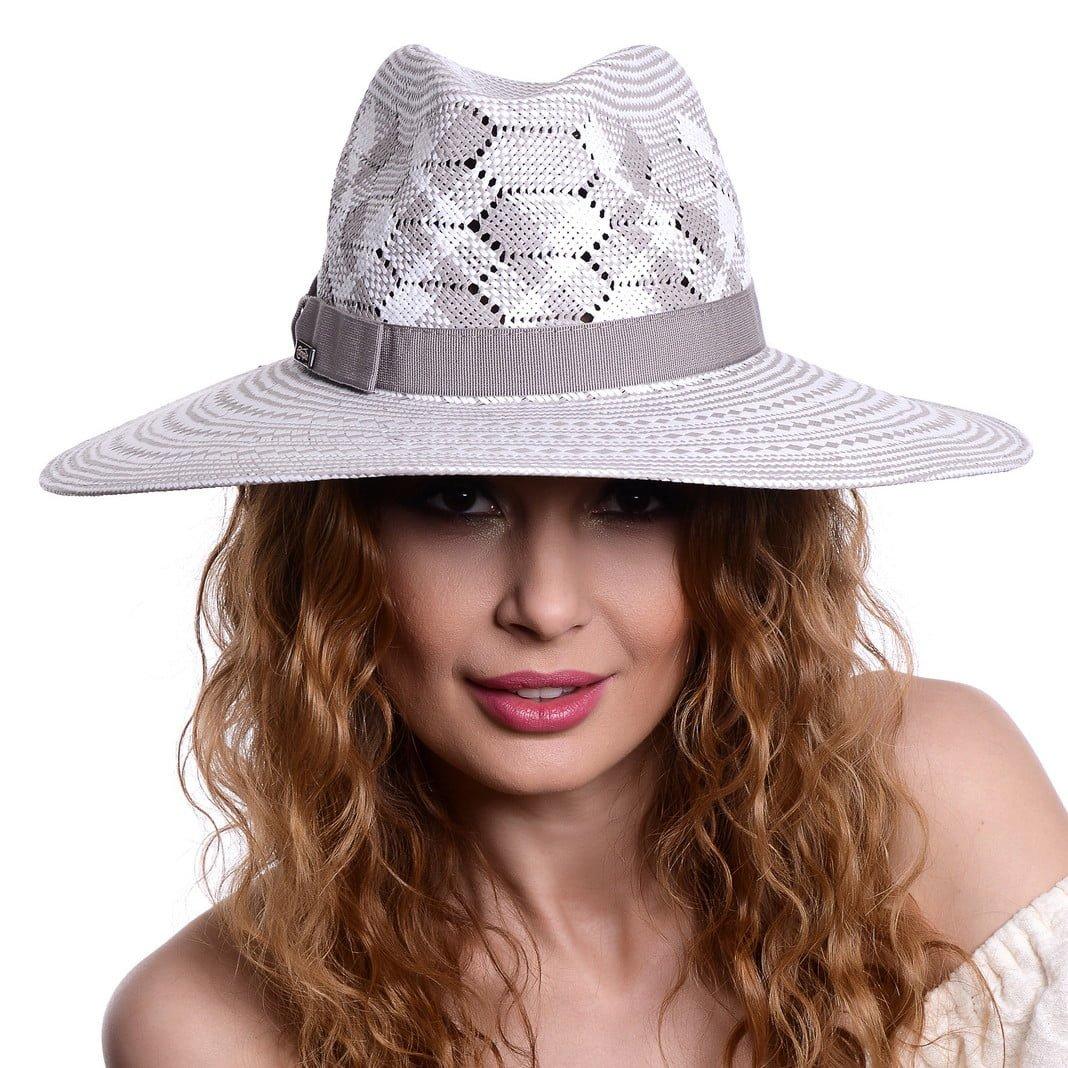 Pălărie Mozambique grigio