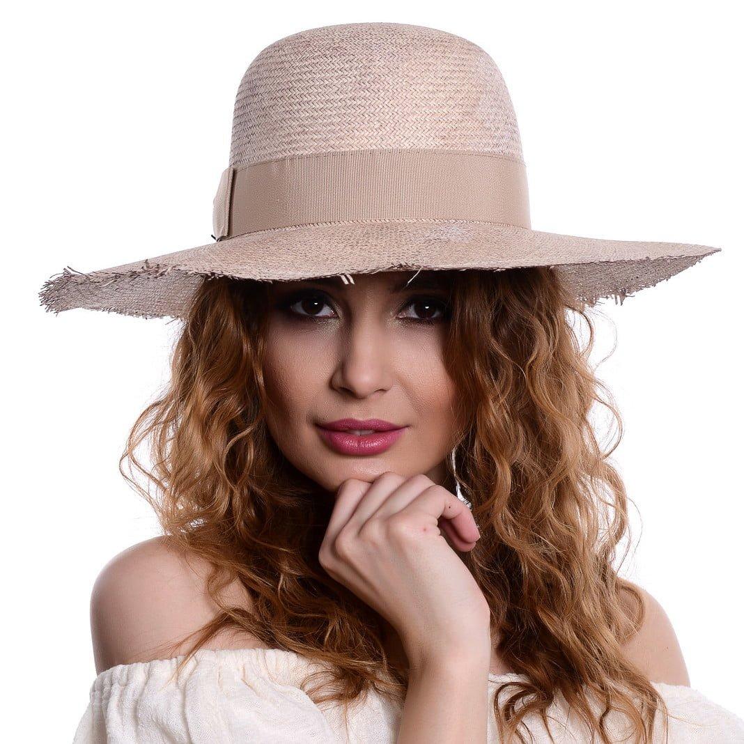 Pălărie giapponese beige
