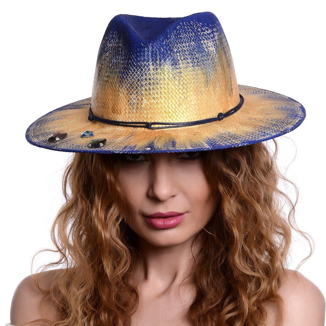 Pălărie Chill golden