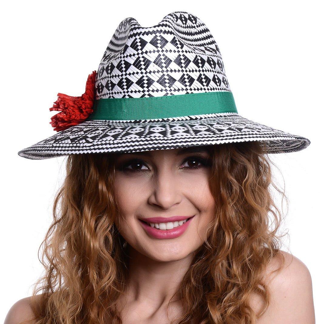 Pălărie Rombi