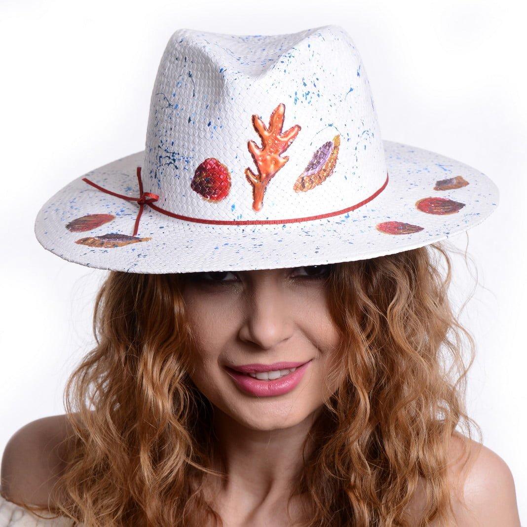 Pălărie Chill print