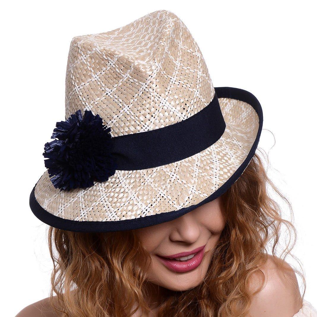 Pălărie Loft naturale/royal