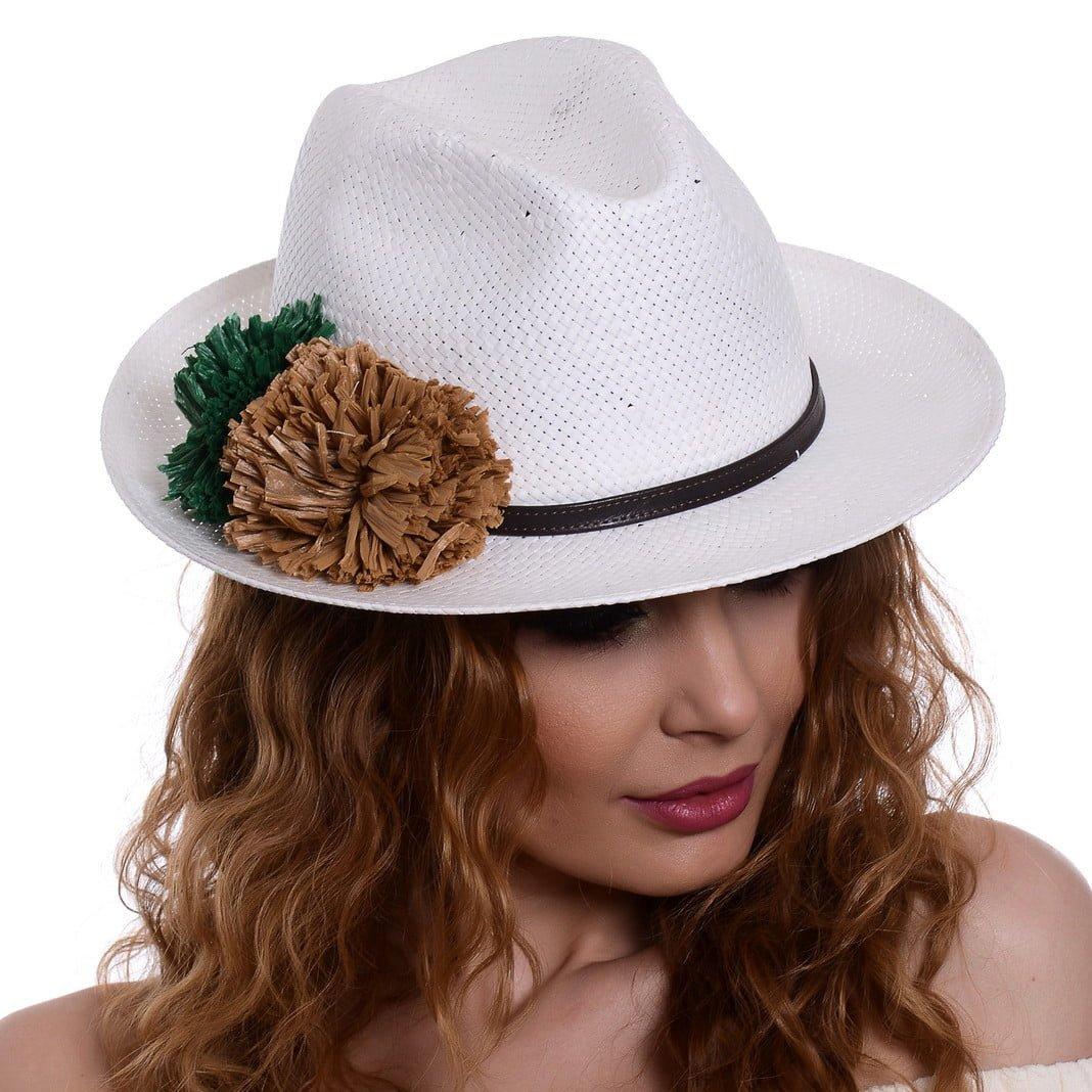 Pălărie Loft ciucuri