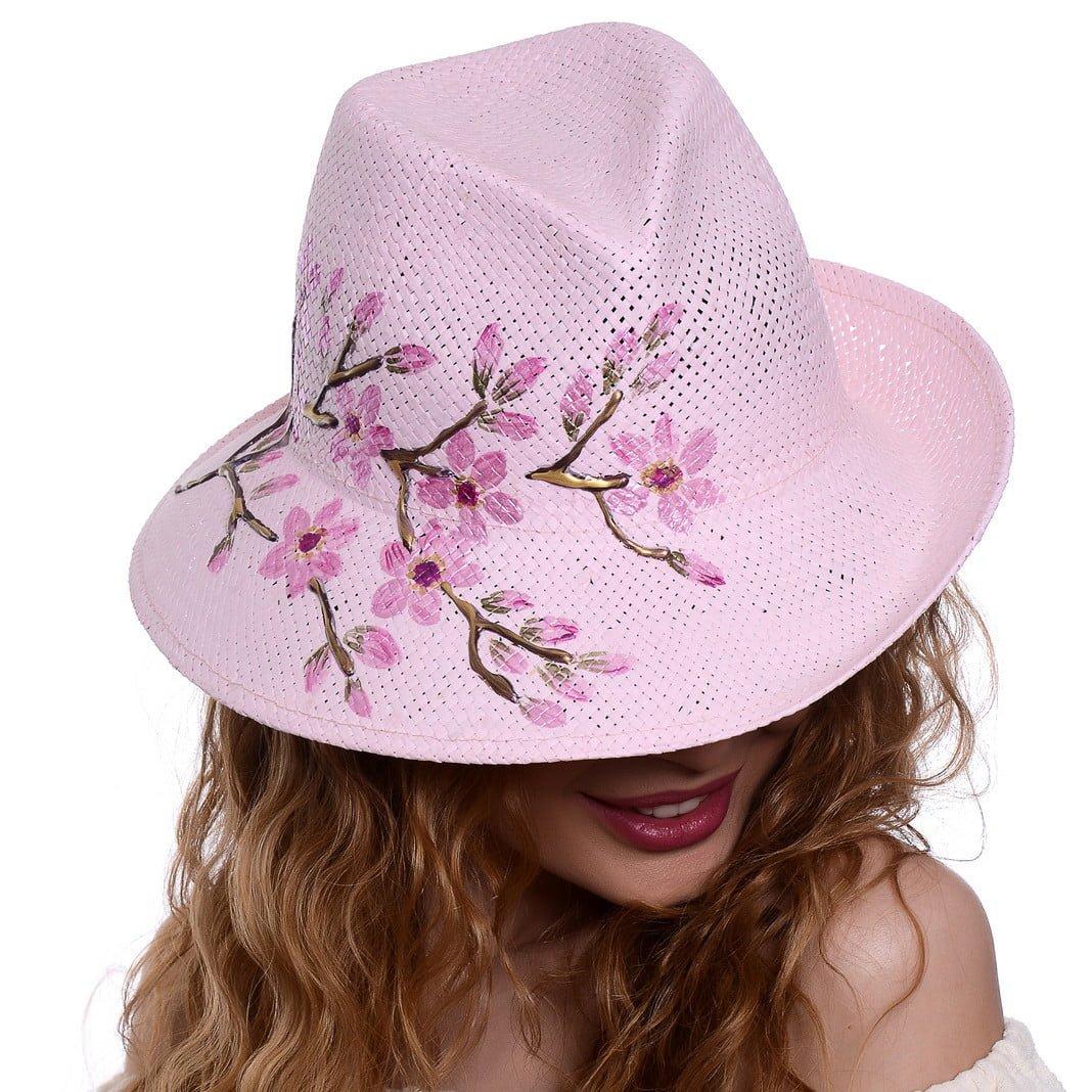 Pălărie Loft rosa