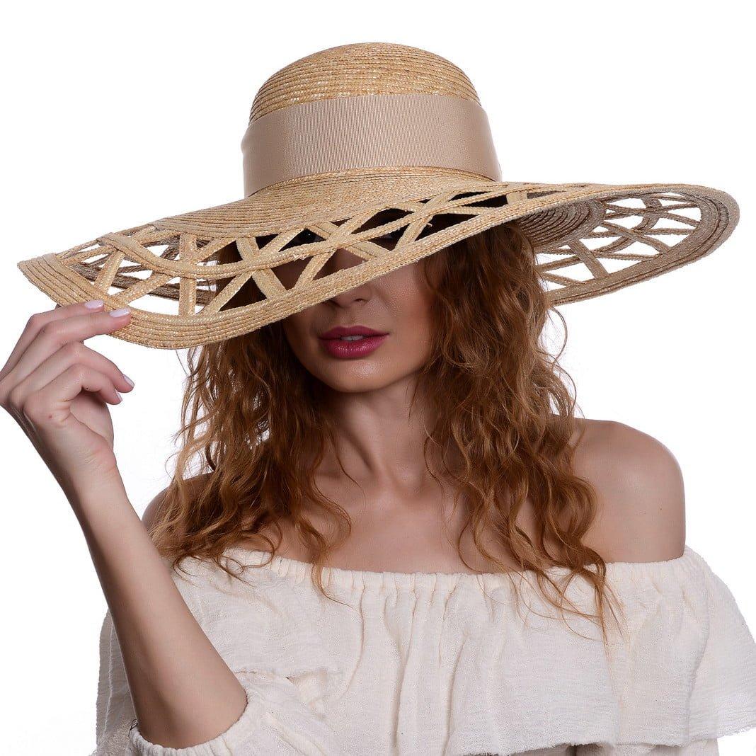 Pălărie Qitar naturale