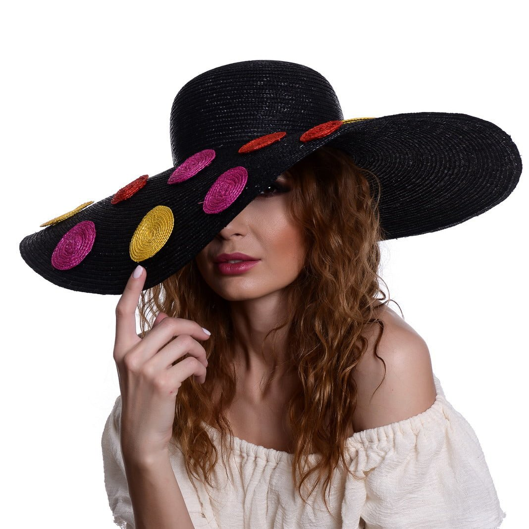 Pălărie Menty nero