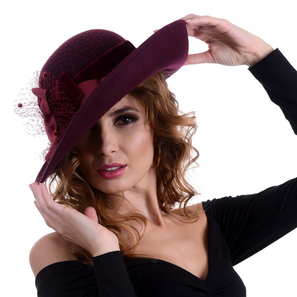 Pălărie Monerah II