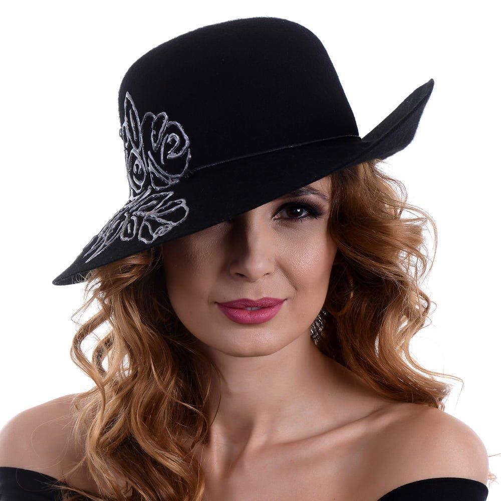 Pălărie Silver Glow