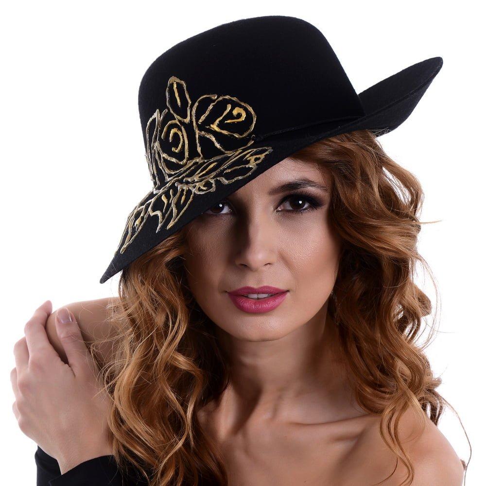 Pălărie Golden Glow