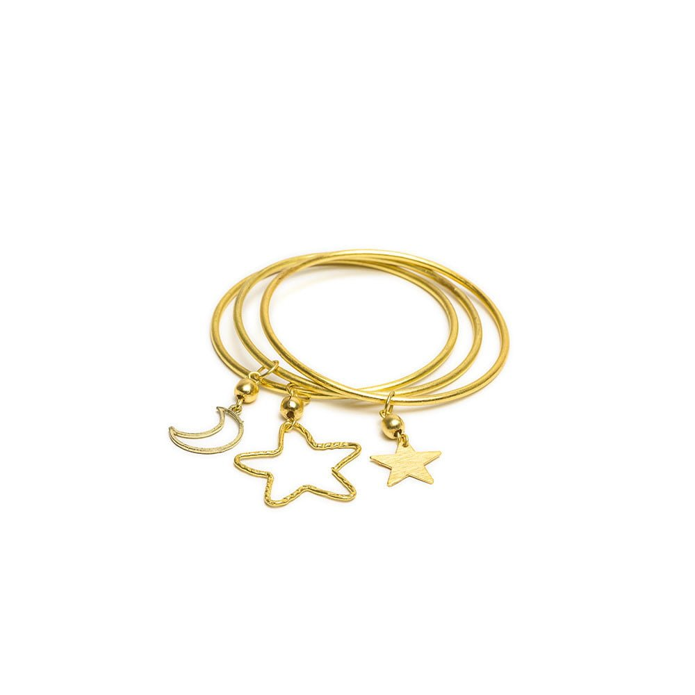 Bratara Bangle 3 Pz Notte