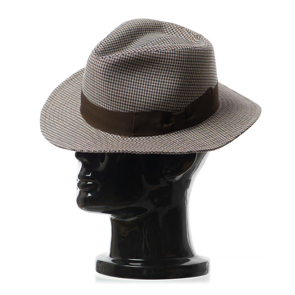 Pălărie Adami rombi/moro