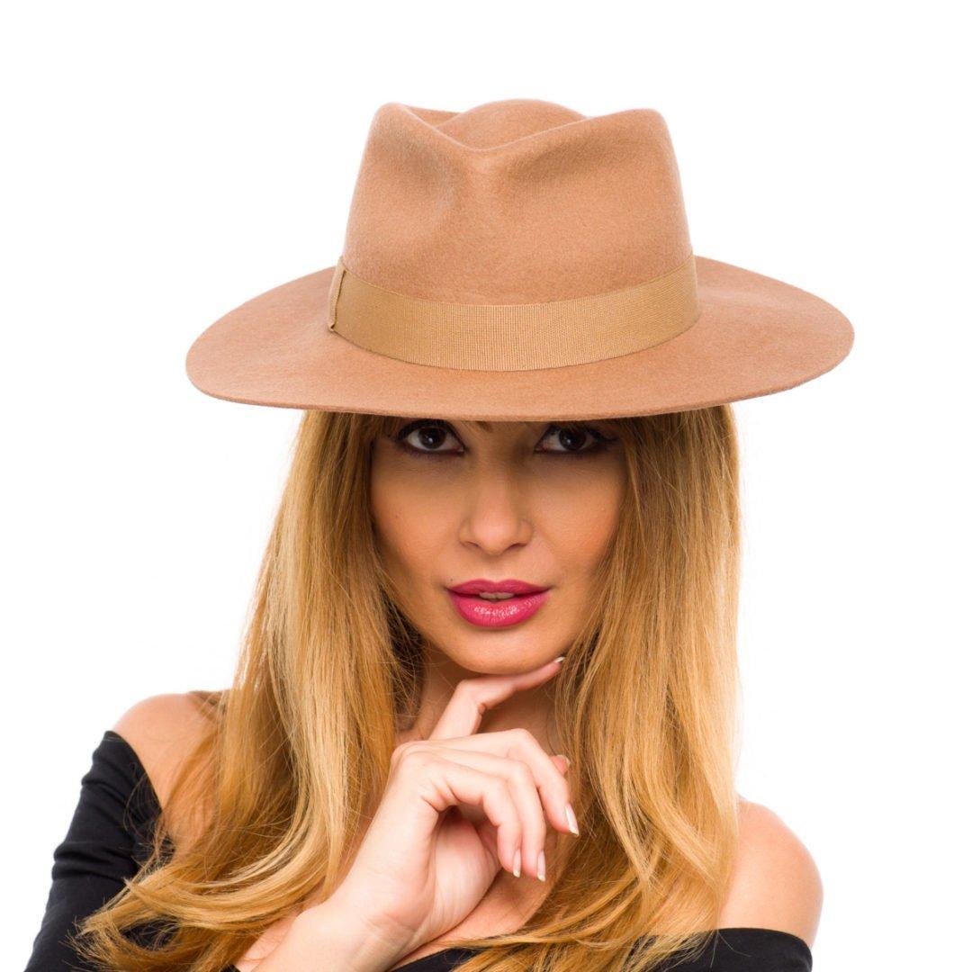 Palarie Siena Camel
