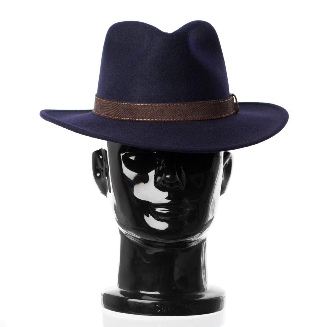 Pălărie Adami Blu