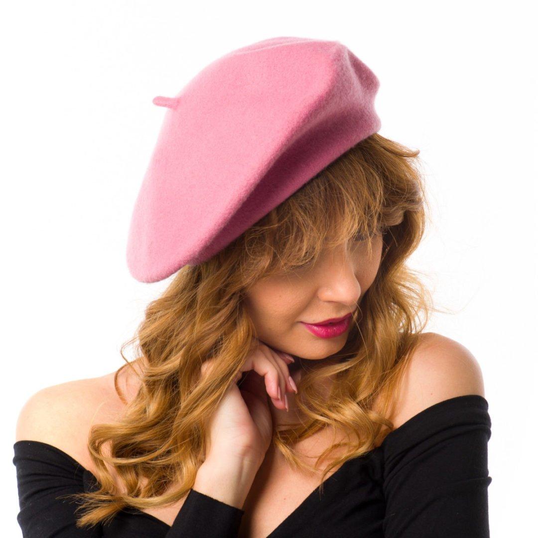 Basca Francese pink