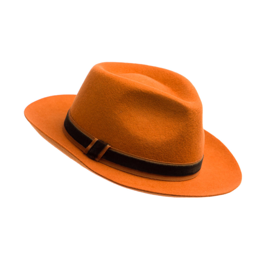 Palarie Fun orange