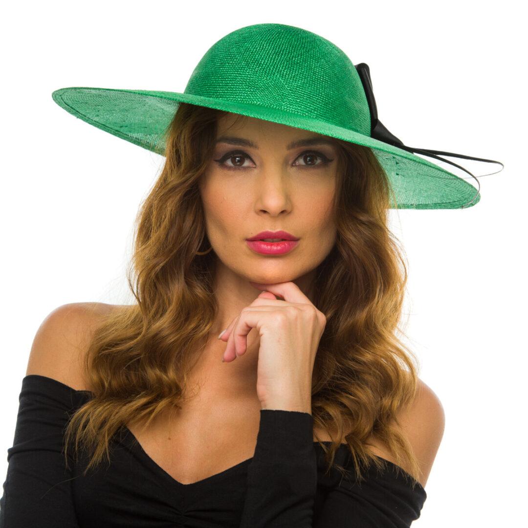 Palarie Sisol, smeraldo