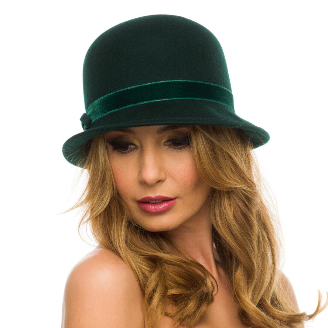 Palarie Lili verde