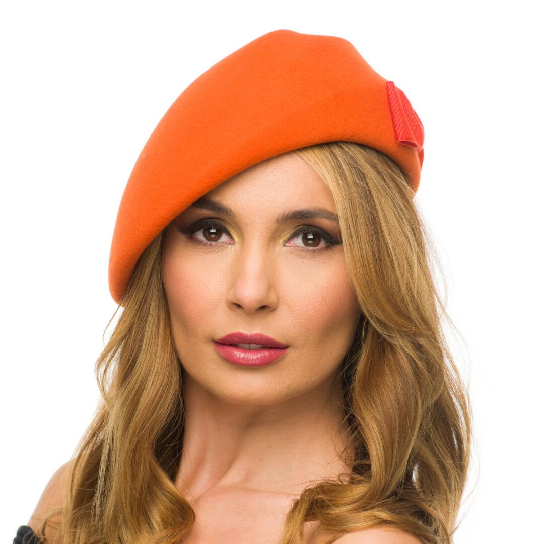Basca Lorena arancio