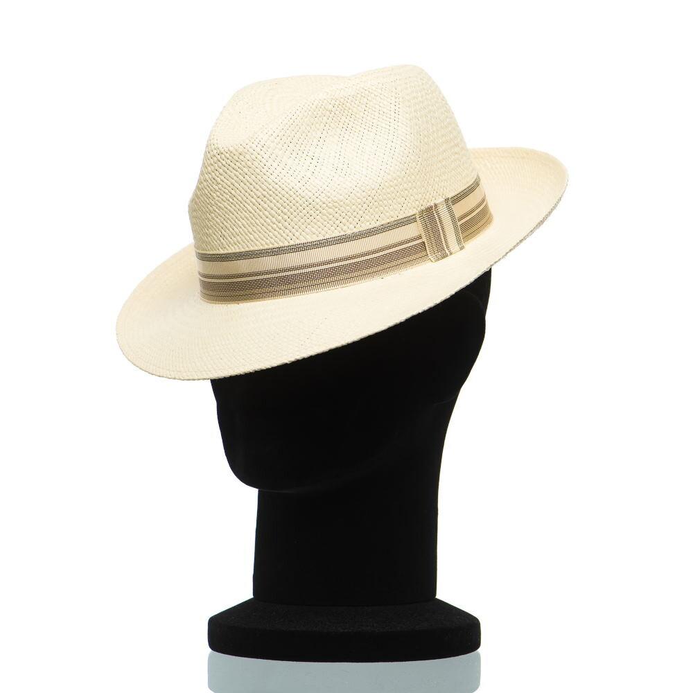 Palarie Panama Fellini b/beige