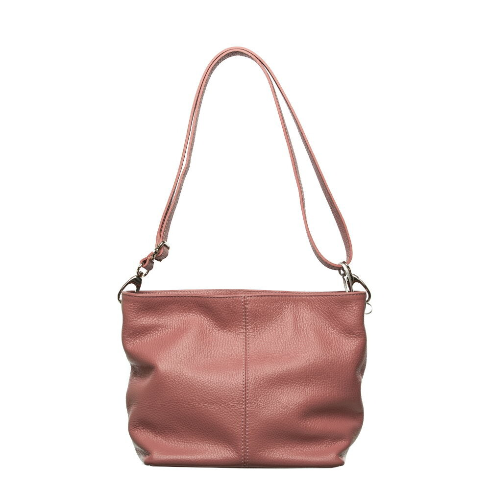 Geanta Anira mica roz inchis