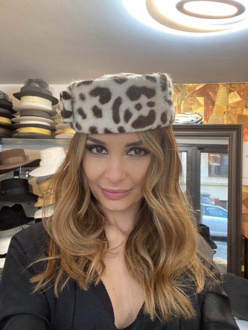 Toca Maria leopard