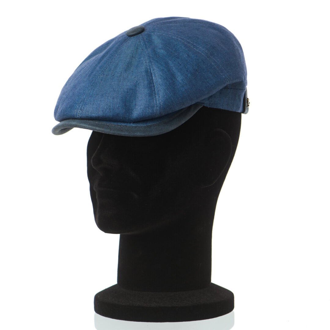 Sapca Peaky in blu