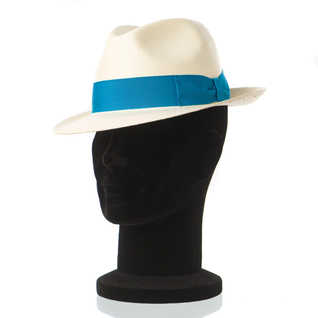 Panama Clyde b/azzuro